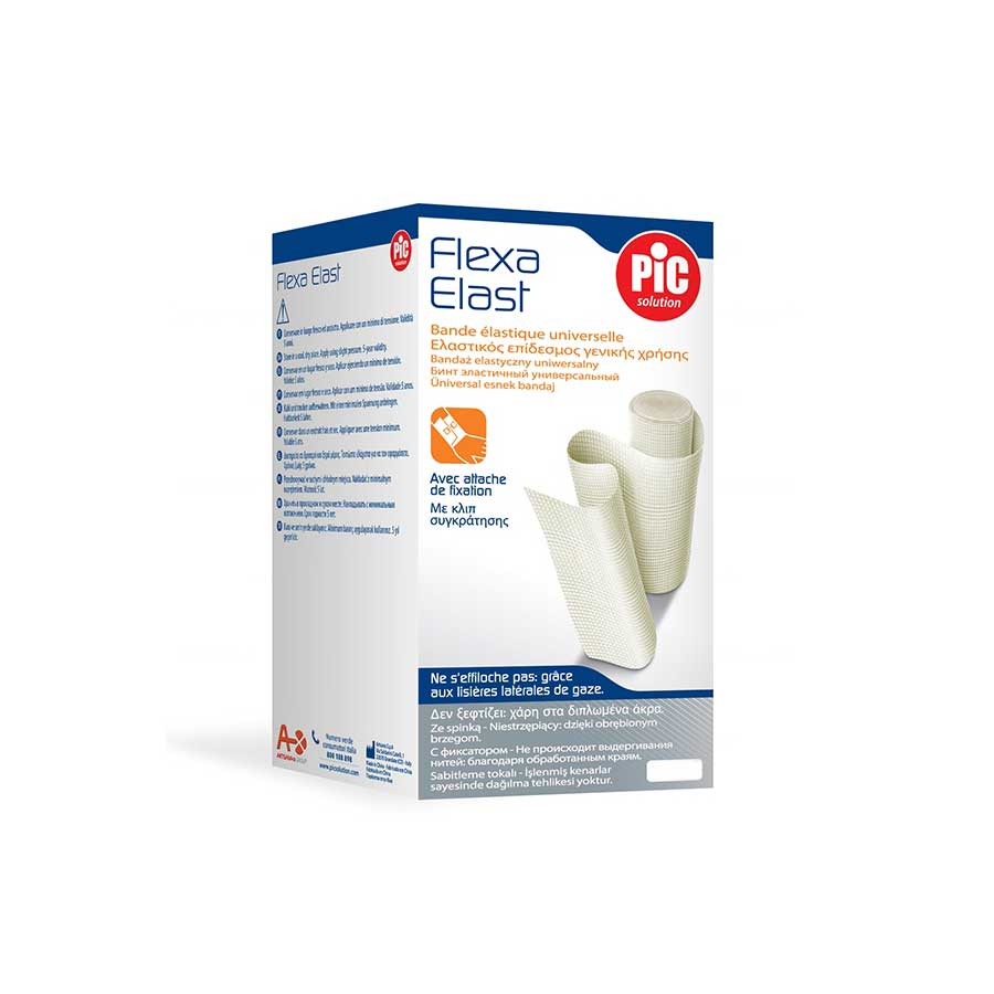 PiC Flexaelast - Ελαστικός επίδεσμος (20cm)