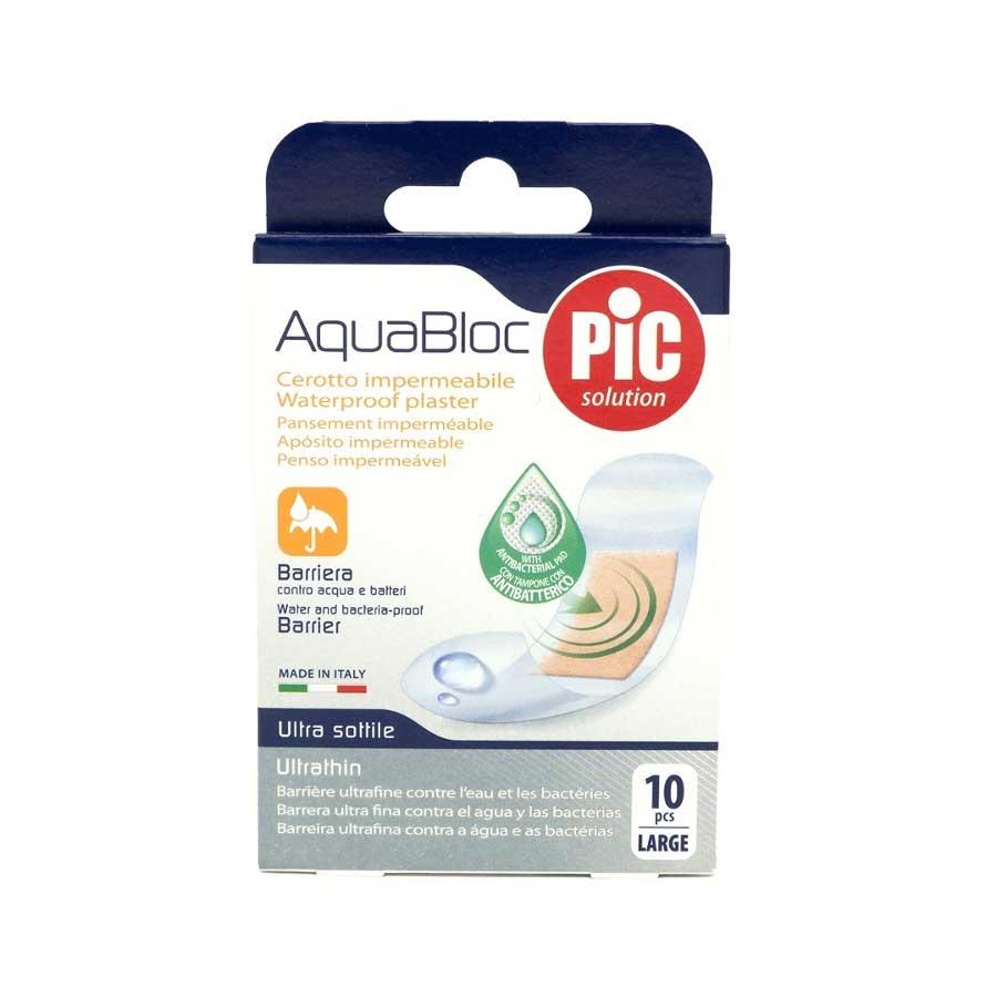 PiC Aquabloc Strips - Large (10 τμχ)