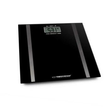 ΖΥΓΑΡΙΑ ΛΙΠΟΜΕΤΡΗΤΗΣ Esperanza Digital Fat Scale Samba Black EBS018K