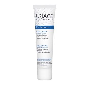 Uriage Bariederm Cica-Creme Reparatrice CU-Zn, Επανορθωτική Κρέμα για Ευαίσθητες Επιδερμίδες 40ml