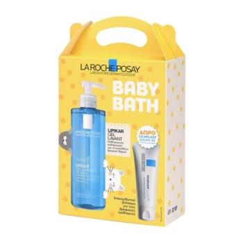 La Roche Posay Promo Baby Lipikar Gel Lavant 400ml & Cicaplast Baume B5 15ml