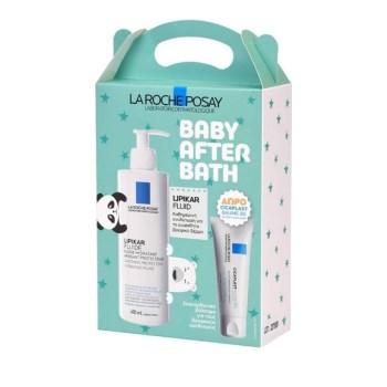 La Roche Posay Promo Baby Lipikar Fluid 400ml & Cicaplast Baume b5 15ml