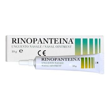 PharmaQ Rinopanteina nasal ointment 10 gr