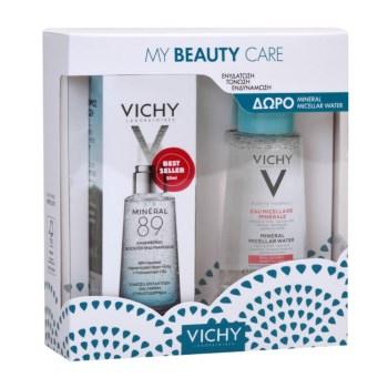 Vichy Promo Mineral 89 50ml & Δώρο Mineral Micellar Water for Sensitive Skin 100ml