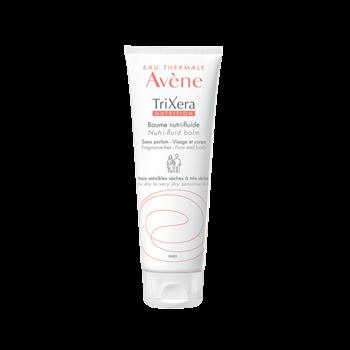 Avene Trixera Nutrition Nutri-Fluid Balm Fragrance Free Dry/Very Dry Sensitive Skin Tube 200ml
