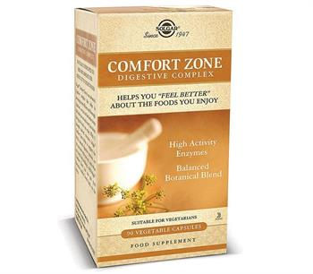 Solgar Comfort Zone Digestive Complex 90 φυτικές κάψουλες