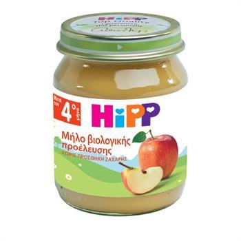 Hipp Μήλο Βιολογικής Προέλευσης 125gr