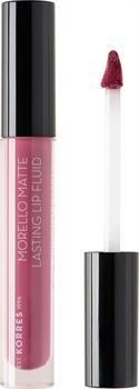 Korres Morello Matte Lasting Lip Fluid 72 Blueberry Popsicle 3,4 ml