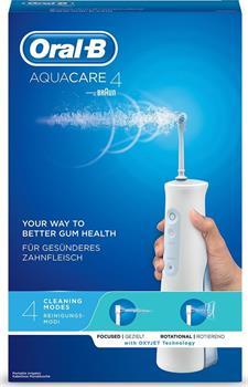 Oral-B AquaCare 4 Water Flosser