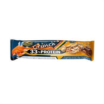 Prevent Crunch Protein Bar 33% Peanut Caramel 50g