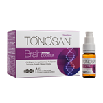 Uni-Pharma Tonosan Brain Energy Booster 7ml 15 μερίδες