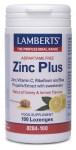 Lamberts Zinc Plus Lozenges 100loz