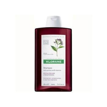 Klorane Shampoo Quinine B6 400ml
