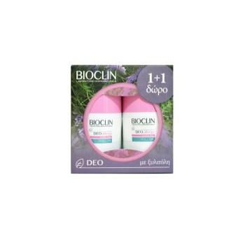Bioclin Promo (1+1 Δώρο) Deo Allergy Alcohol Free Roll-On Αποσμητικό 50ml