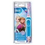 Oral-B Vitality Kids Frozen Παιδική Ηλεκτρική Οδοντρόβουρτσα 3Ετών+ 1Τμχ