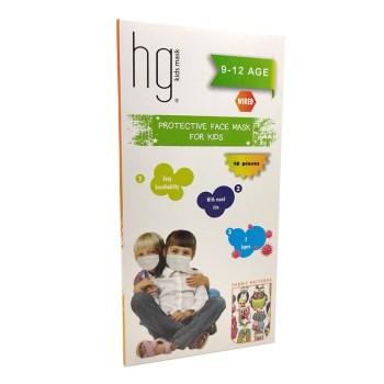 Μάσκες Παιδικές Χειρουργικές Προστασίας μίας χρήσης 9-12 ετών (για κορίτσι) - 10τεμάχια