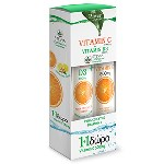 Power Health Vitamin C1000mg & Vitamin D1000IU Stevia 24 eff tabs & Δώρο Vitamin C 500 mg 20 eff tabs