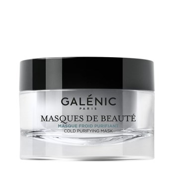Galenic Masques De Beaute Masque Froid Purifant Μάσκα Καθαρισμού, 50ml