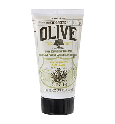 Korres Olive, Scrub Σώματος με Άνθη Ελιάς 150ml