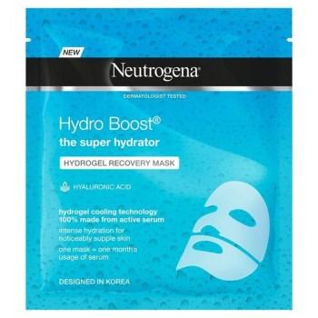 Neutrogena Hydro Boost Hydrogel Μάσκα Προσώπου Αναδόμησης 30ml