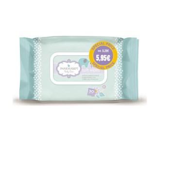 Pharmasept Baby Soft Wipes 2x30τμχ