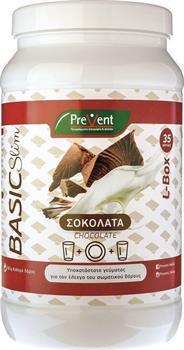 Prevent Basic Slim 581gr Chocolate