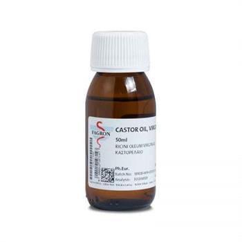 Fagron Castor Oil Virgin 50ml