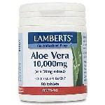 Lamberts Aloe Vera 10.000mg, 90 tabs