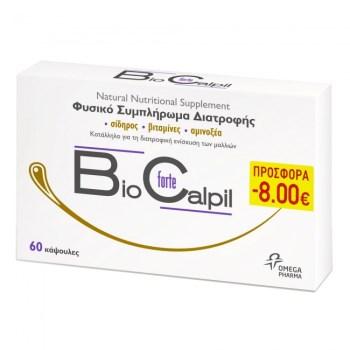 BIOCALPIL FORTE 60 CAPS STICKER -8€