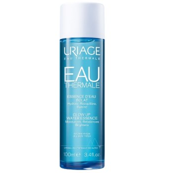 Uriage Eau Thermale Glow Up Water Essence Ιαματικό Νερό Για Λάμψη 100ml