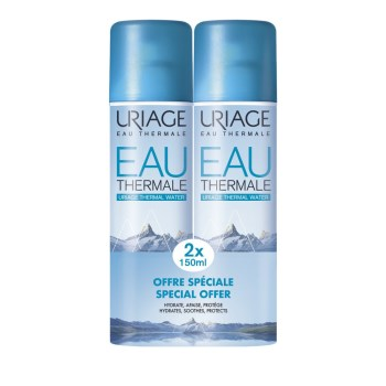 Uriage Promo Eau Thermale Water Spray Special Offer 150ml x 2
