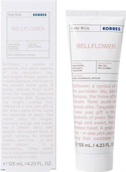 Korres Bellflower Body Milk 125ml