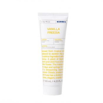 Korres Vanilla Freesia Body Milk 125ml