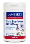 Lamberts Pure Starflower Oil 90 caps