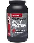 Lamberts Whey Protein Vanilla, Πρωτείνη Ορού Γάλακτος με Γεύση Βανίλια 1000g
