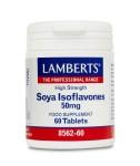 Lamberts Soya Isoflavones 50mg, 60 tabs