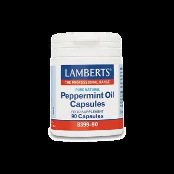 Lamberts peppermint oil 100mg 90 caps
