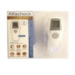 Alfacheck NC Family Υπέρυθρο Θερμόμετρο Μετώπου Ανέπαφης Μέτρησης Θερμοκρασίας