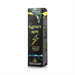 Power Health Energy Now Stevia 20 αναβράζοντα δισκία