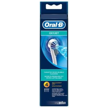 Oral B Ανταλλακτικά Ακροφύσια Nozzle Oxyjet 4 τμχ