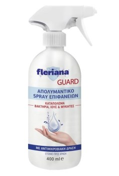 Power Health Fleriana Guard Απολυμαντικό Spray Επιφανειών 400ml
