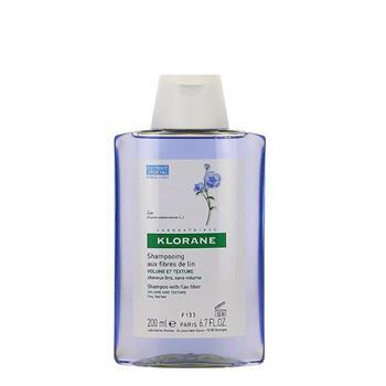 Klorane Shampoo  Σαμπουάν με εκχύλισμα Λιναριού  200ml