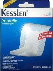 Kessler Primafix - Αυτοκόλλητες Γάζες - 6 x 7cm - 5 τμχ