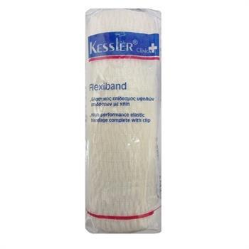 Kessler Flexiband - Ελαστικός Επίδεσμος  - 12cm x 4,5cm