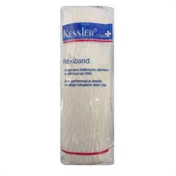 Kessler Flexiband  Ελαστικός Επίδεσμος  8cm x 4,5cm