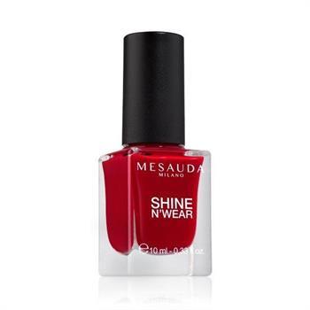 Mesauda Shine N`Wear Βερνίκι Νυχιών Le Rouge 10ml