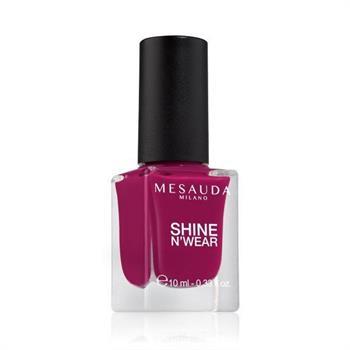 Mesauda Shine N`Wear Βερνίκι Νυχιών Luxury 10ml