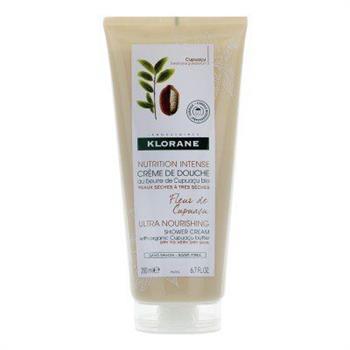 Klorane Ultra Nourishing Shower Cream with Organic Cupuacu Cupuacu Flower Αφρόλουτρο για Πλούσια Ενυδάτωση 200ml