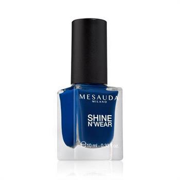 Mesauda Shine N`Wear Βερνίκι Νυχιών Wall Street 10ml