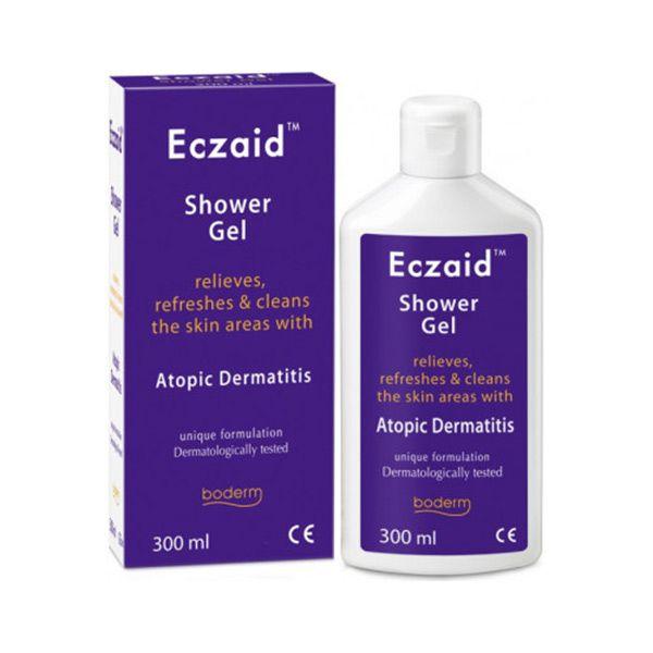 Boderm Eczaid Shower Gel Αφρόλουτρο για Δέρμα με Ατοπική Δερματίτιδα 300ml